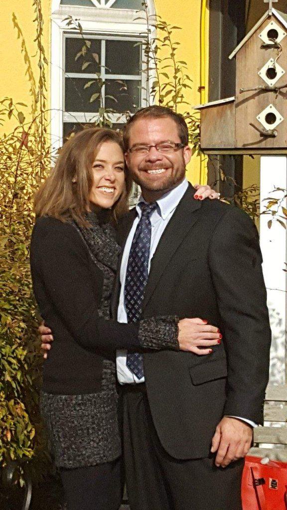 Founders David & Tiffany Hahn
